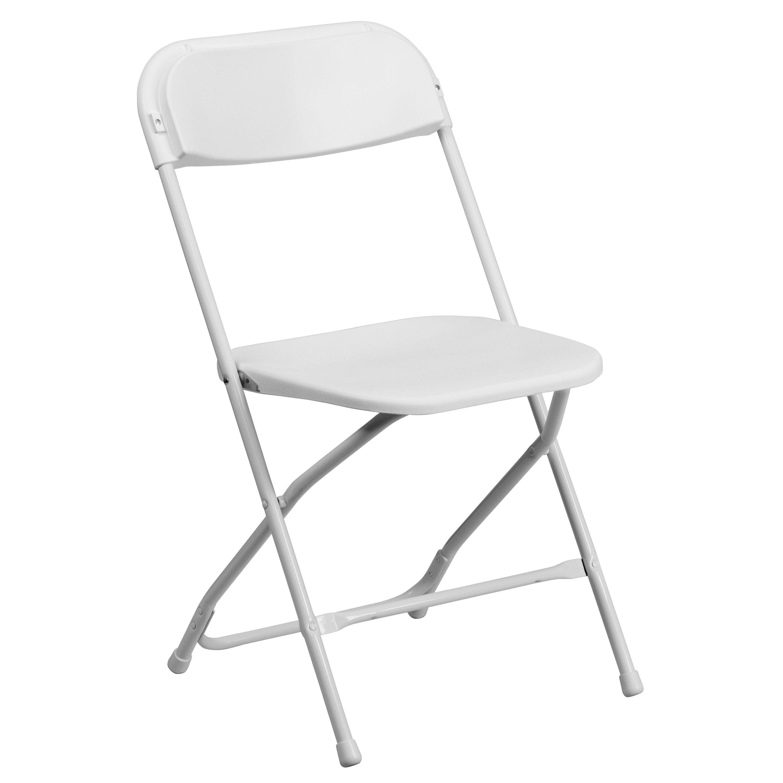 Ontario white durable folding chairs ontario white durable folding chair 1 metal