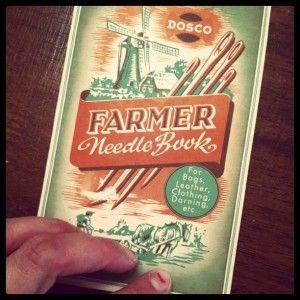 Farmer Needle Book