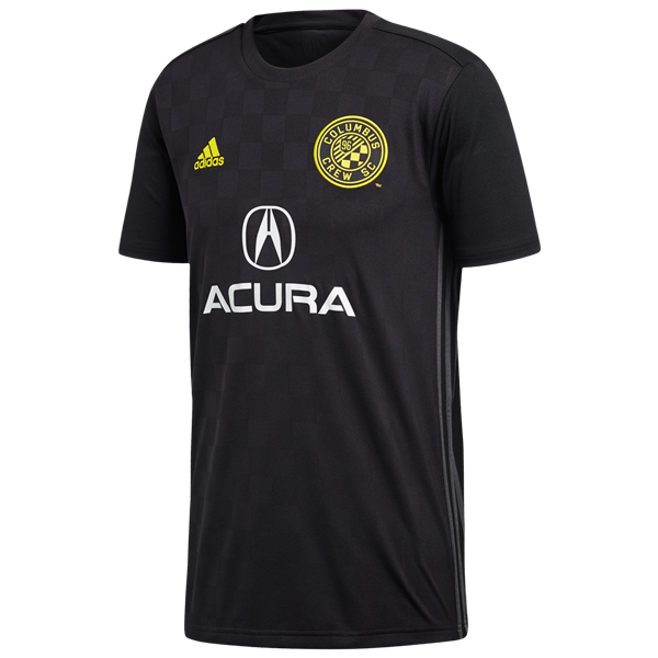 56b7ee7e7f7b adidas Columbus Crew Away Jersey 2018 --The all new adidas MLS 2018 jerseys.  Available now at WorldSoccerShop.com