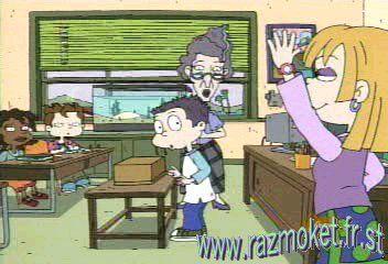 Rugrats All Growed Up Transcript
