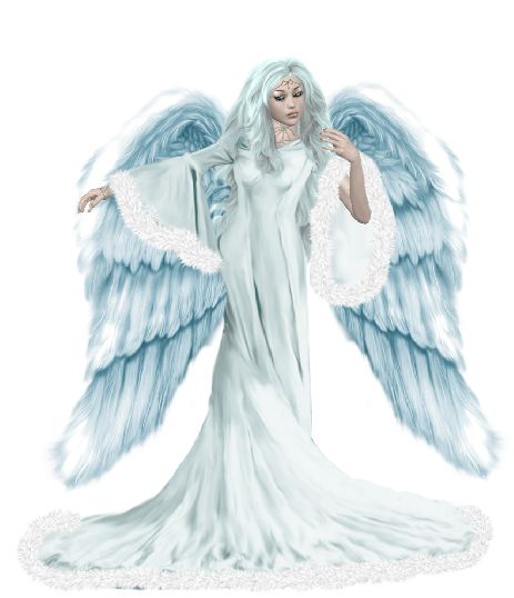 Snow Angel PNG Picture