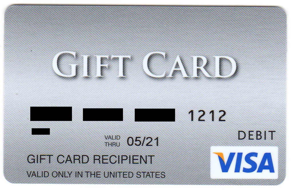 How To Guide Activate A Gift Card And Create A Pin Visa Gift Card Visa Card American Express Gift Card