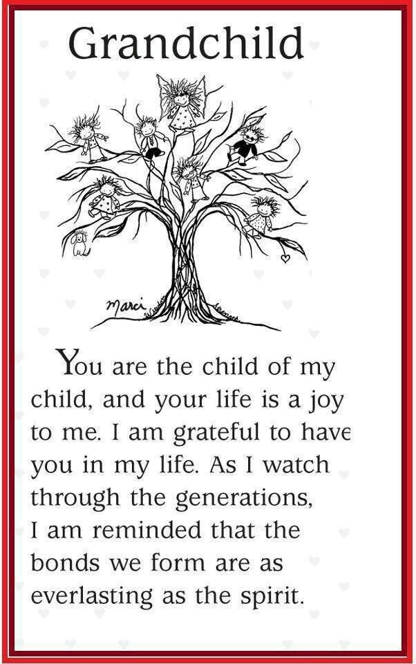 Quotes About Grandchildren From Grandparents | Quotes ...