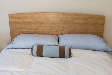 Nomad Furniture Vista Bed Frame   Vista Bed Frame In Bamboo By Nomad  Furniture