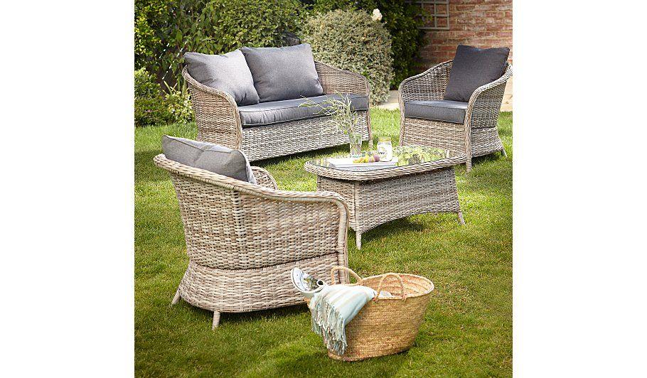 shore 4 piece garden sofa set garden ideas pinterest rh cz pinterest com