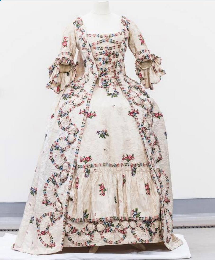 18th Century Clothing, 18th