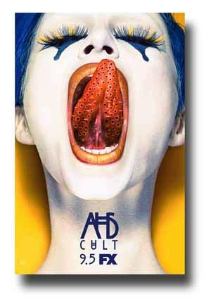 American Horror Story Poster Tv Show Promo 11 X 17 Inches Tongue Season 8 Post American Horror Story Seasons American Horror Story American Horror