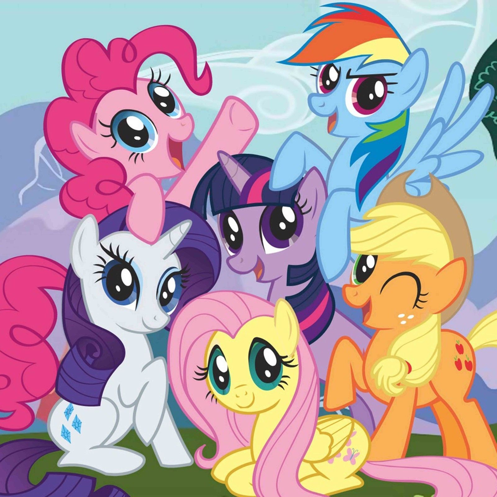 my little pony poster wall decoration photo print my on poster my wall id=53303