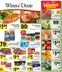 photograph about Winn Dixie Printable Coupons named Winn Dixie Weekly Advertisement Coupon Video game Up (2/22-3/04) Everyday
