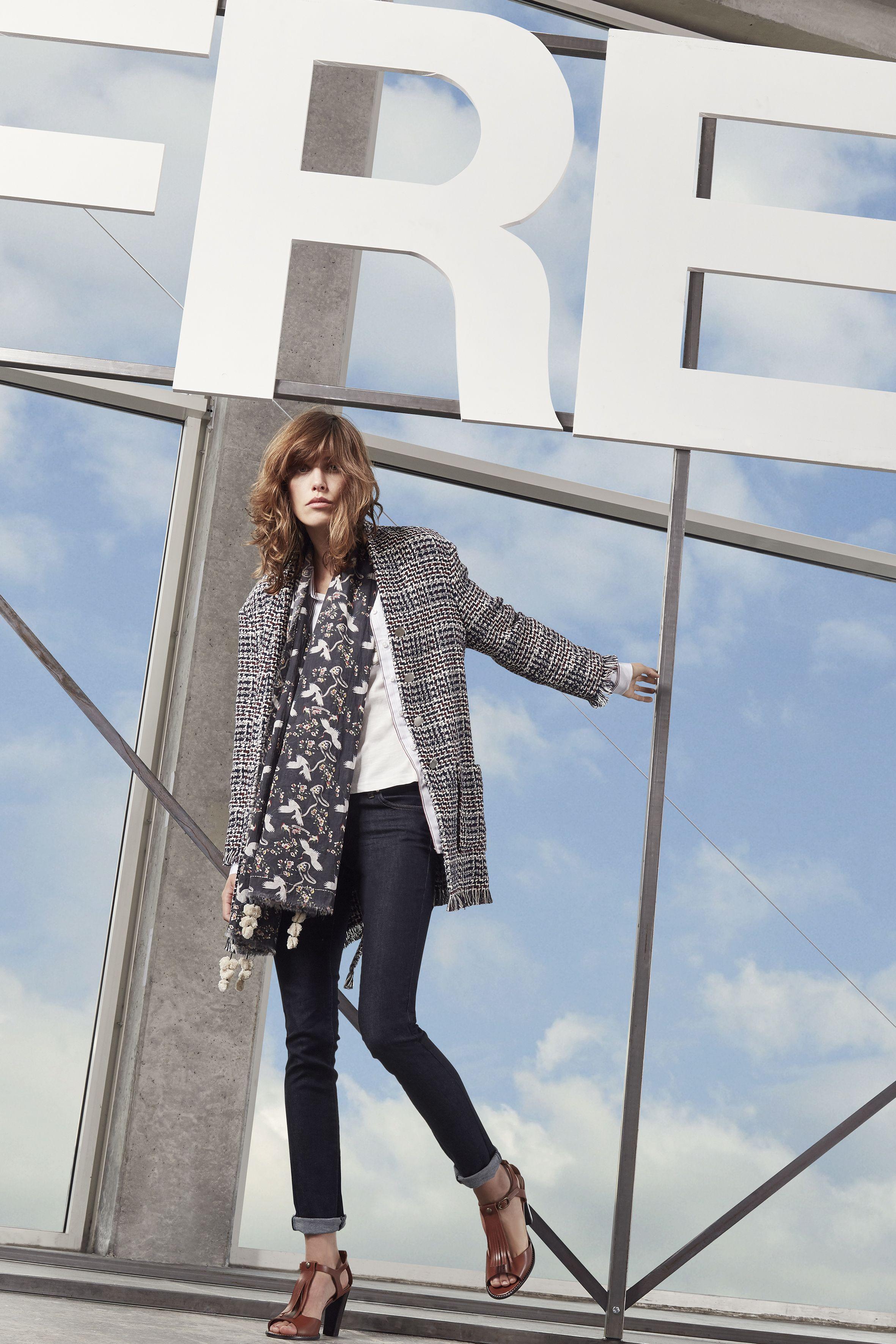 Mode Femme IKKS | Vêtements Hiver | Collection femme IKKS