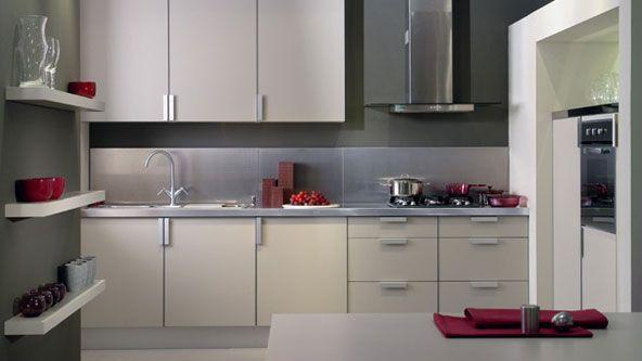 Resultado de imagen para mueble de cocina blancos | COCINAS ...