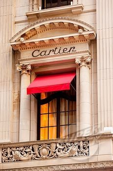 Window And Awning On The Side Of The Cartier Building In Manhattan New York City Usa Maison Ecran Iphone