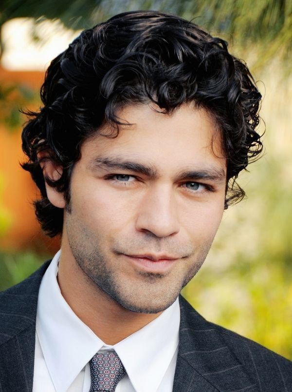 Adrian Grenier Sexyy Black Hair Celebrities Mens Hairstyles Black Hair Blue Eyes