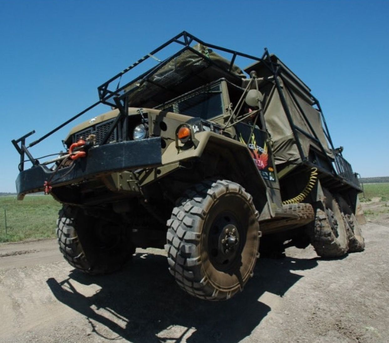 Military grade expedition vehicle at the 2012 overland expo allrad ger te pinterest expedition vehicle military and 4x4