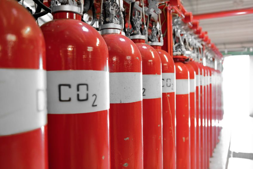How To Refill A Co2 Fire Extinguisher Fire Extinguishers Wine Bottle Fire