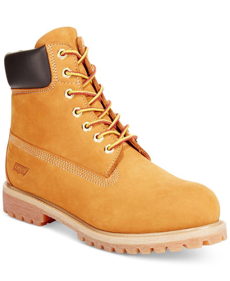 Levi's Harrison Boots Boots men, Mens shoes boots