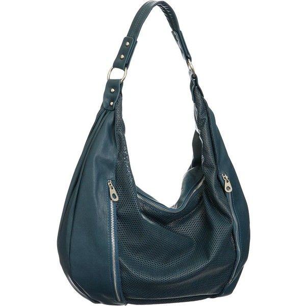 Purse Boutique Dark Teal Co Lab Large Blake Hobo Handbag Purses