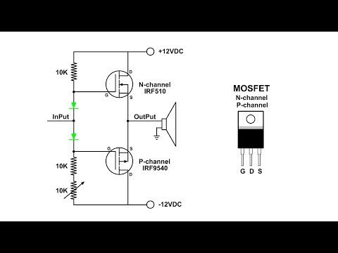how to build a simple 12v speaker circuit without using ic, 3how to build a simple 12v speaker circuit without using ic, 3 transistor audio amplifier 12v youtube