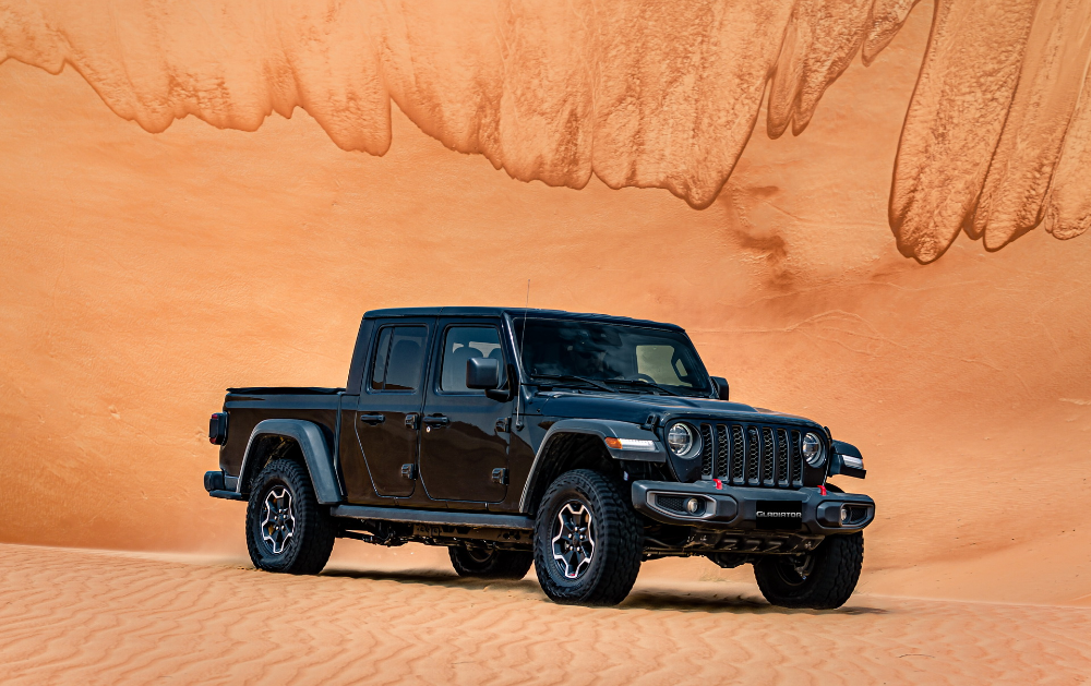 Jeep Gladiator To Celebrate Middle East Arrival With Limited Launch Edition Carscoops Middleeast Jeep Gladiator To Celebrate In 2020 Jeep Gladiator Jeep Built Jeep