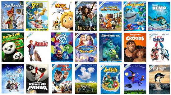 Regal Cinemas Summer 1 Kids Movies {2017 schedule} Kids