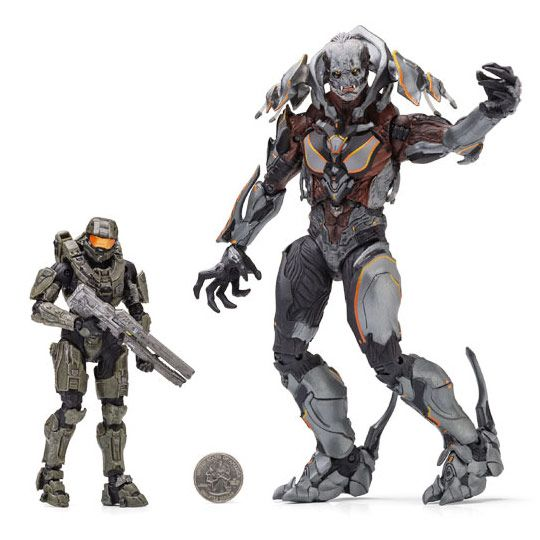 Halo 4 Action Figures   Awesome New Toys   Halo action figures