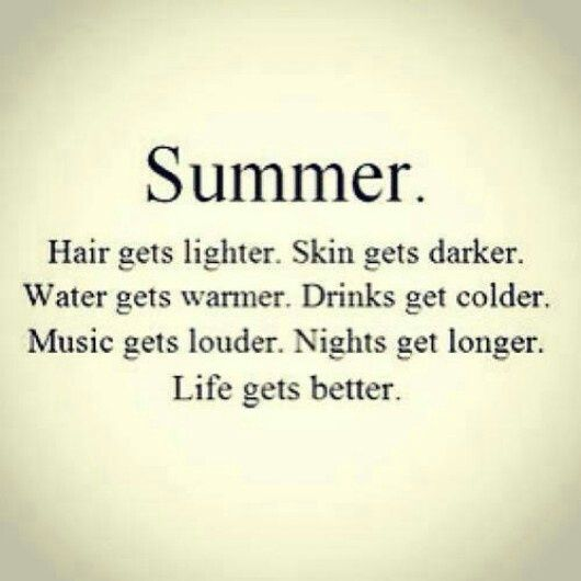 Top 30 Summer Quotes Sunshine