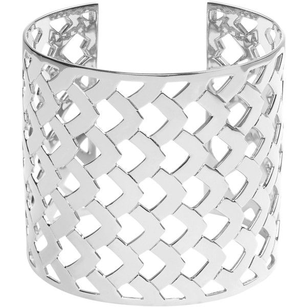 Vélizance Anguis Aztec Open Openwork Silver Cuff Bracelet ($399) ❤ liked on Polyvore featuring jewelry, bracelets, silver, bohemian jewelry, hinged cuff bracelet, engraved cuff bracelet, silver bangles and bangle cuff bracelet
