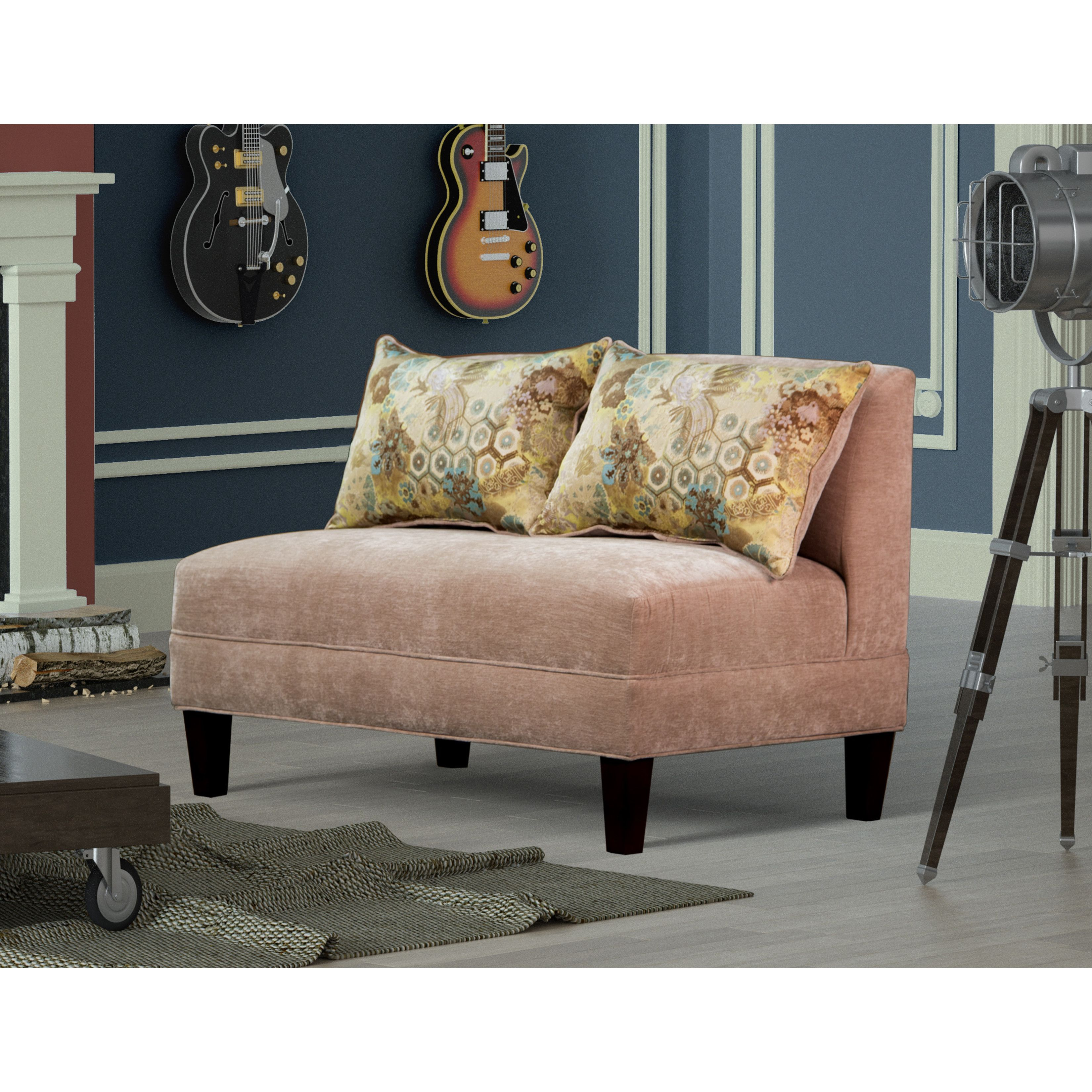 Youu0027ll Love The Briley Tracy Porter Armless Loveseat At Wayfair   Great  Deals On