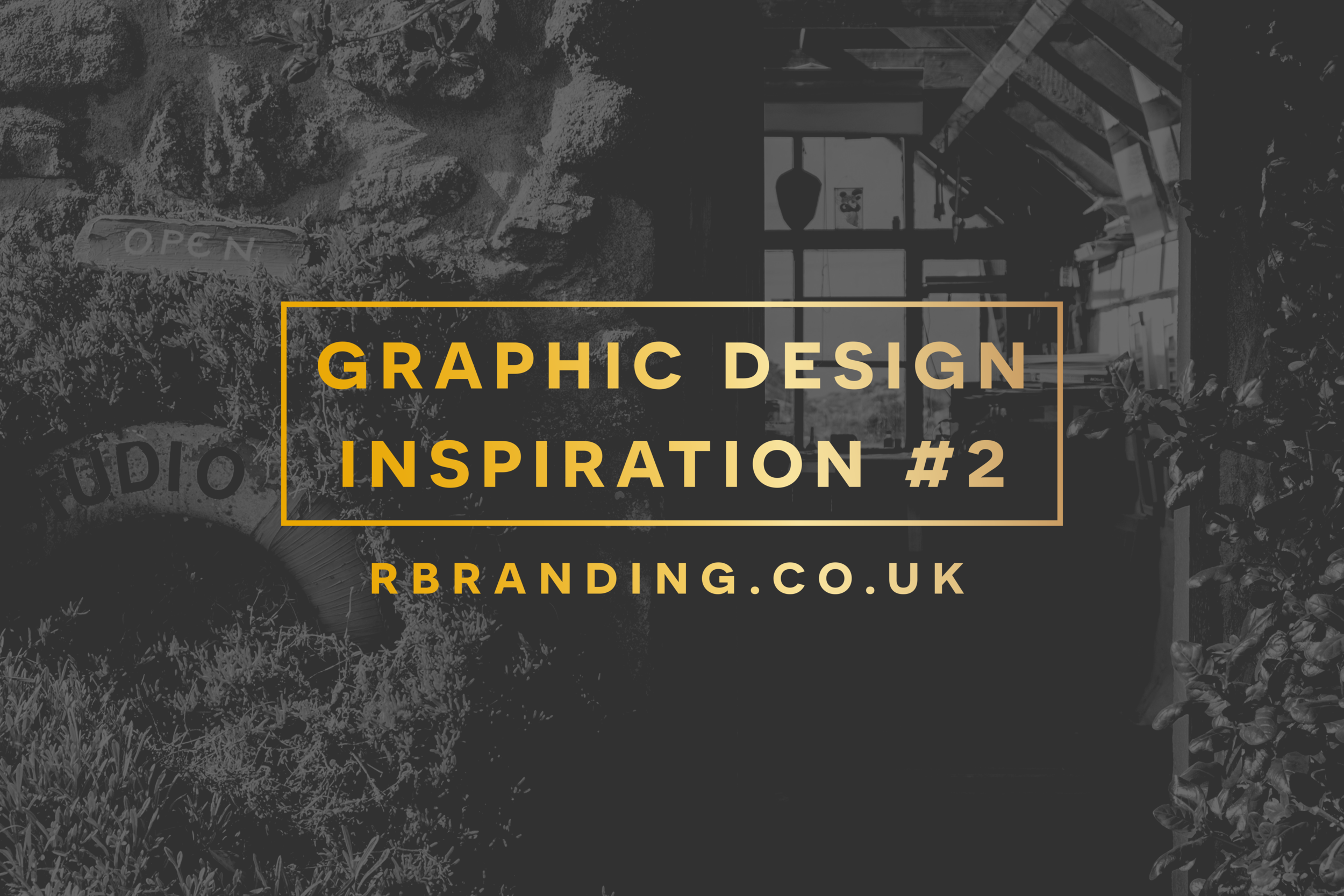 Graphic Design Inspiration #2 - 19/04/2016  http://rbranding.co.uk/blog/2016/4/19/graphic-design-inspiration-2-19042016