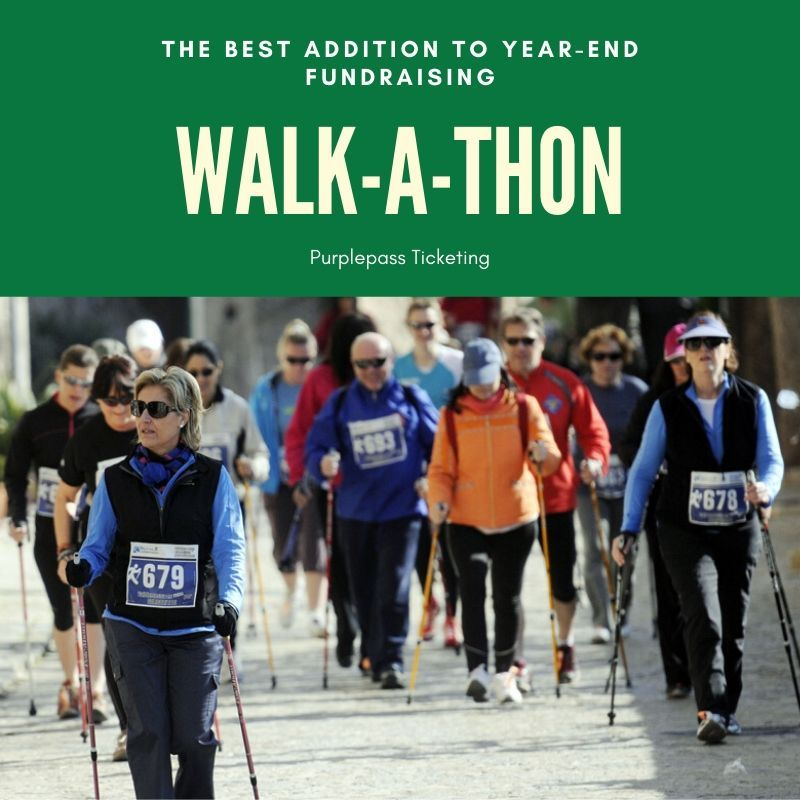 Walk-a-Thon: The Best Addition To Year-End Fundraising
