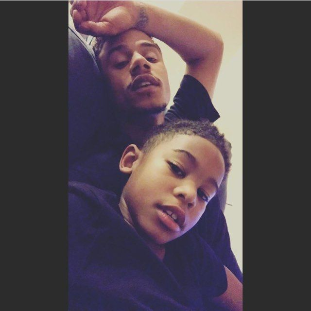 Lil Fizz Posted With Son #LilFizz   Fizz, Instagram posts Lil Fizz 2020