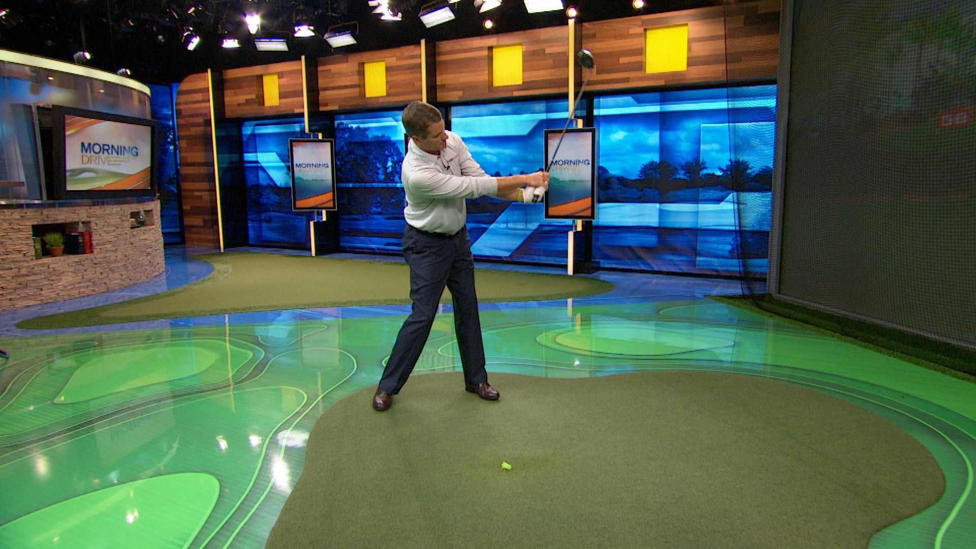 Reasons For Driver Miss No2 Forearm Rotation Golf Tips Golf