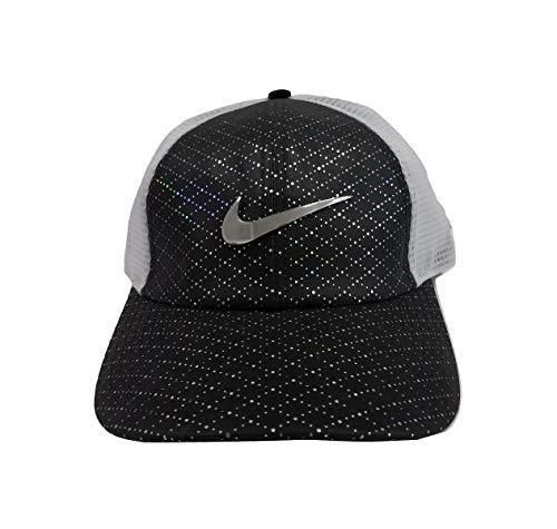 5feed9f7b6f NIKE WOMEN S AEROBILL LEGACY 91 PERFORATED MESH GOLF HAT WHITE BLACK  AQ2986-010  fashion  clothing  shoes  accessories  womensaccessories  hats  (ebay link)