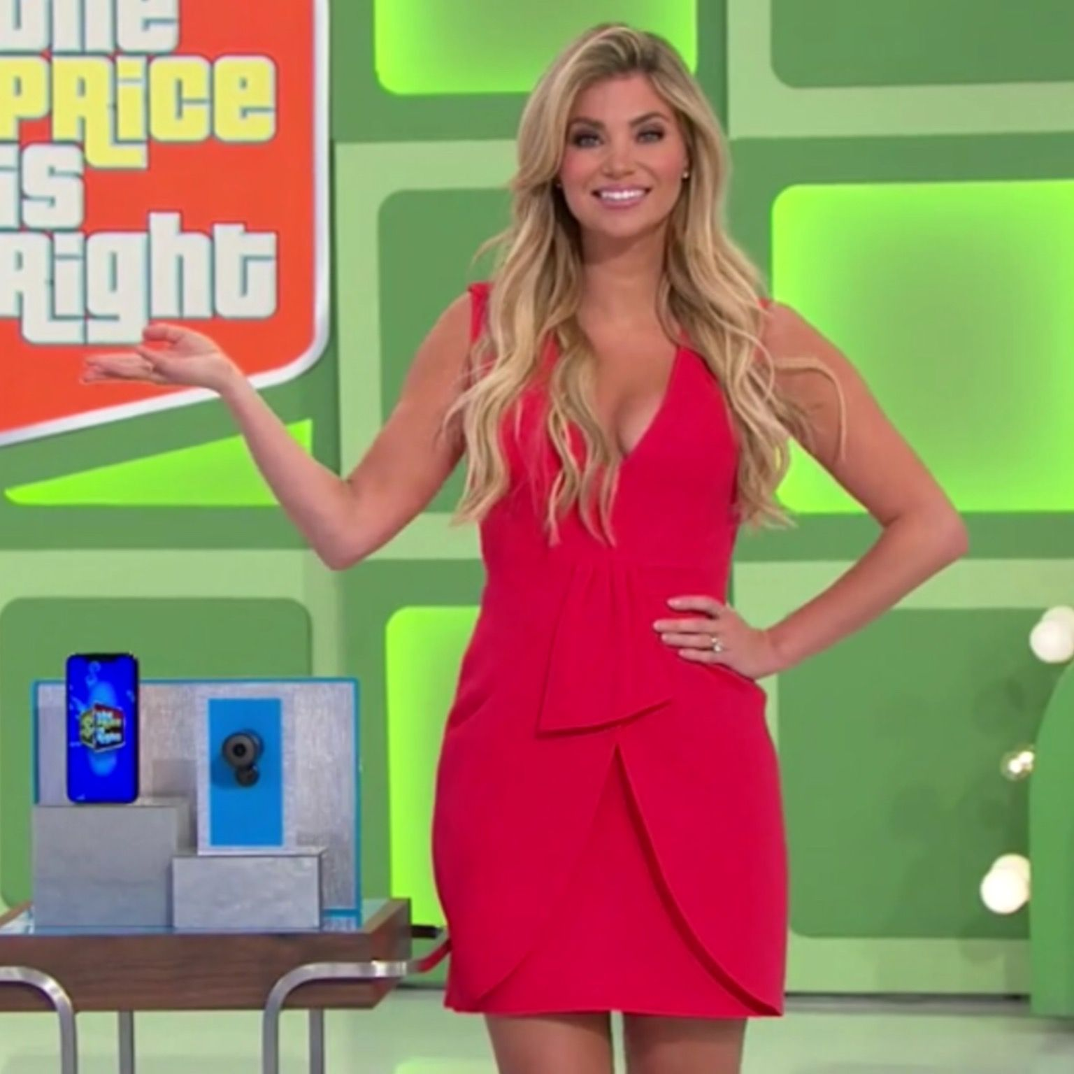 Amber Lancaster From The Price Is Right amber lancaster - the price is right (1/3/2019) ♥️ | amber