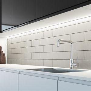 strip lighting kitchen. Fine Strip Kitchen Lighting  Sensio And Strip