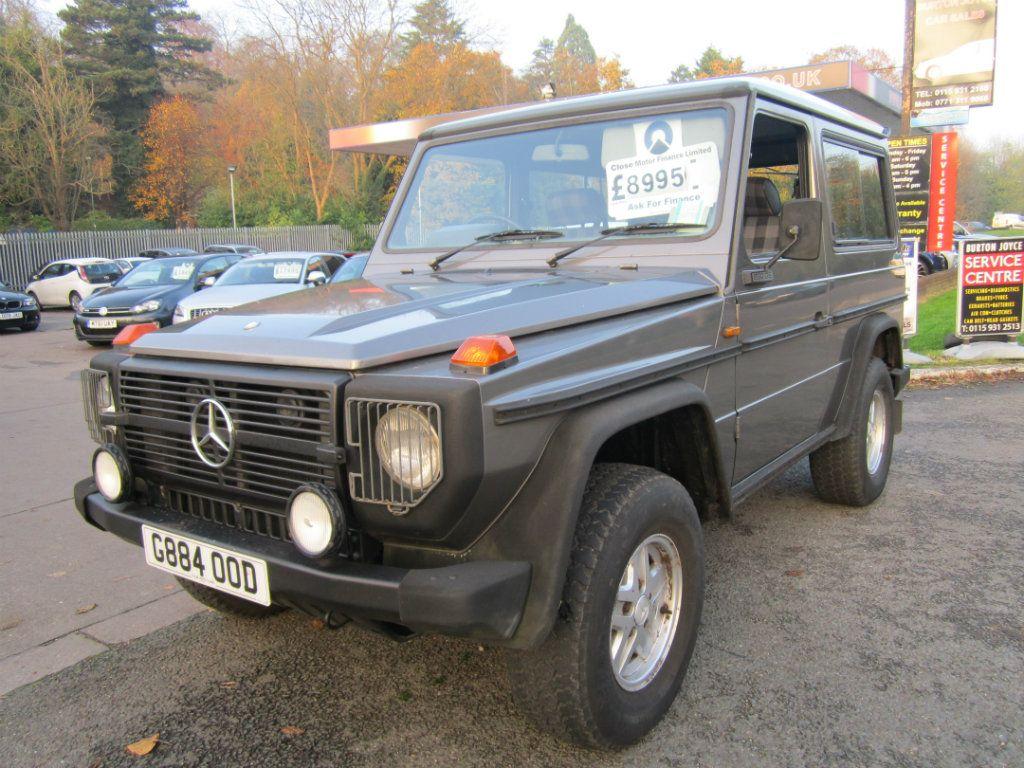 89 mercedes benz g wagen 2 7 280ge 3dr for 8 495