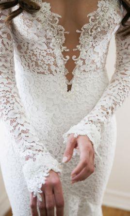 Berta 15 13 5 750 Size 8 Used Wedding Dresses
