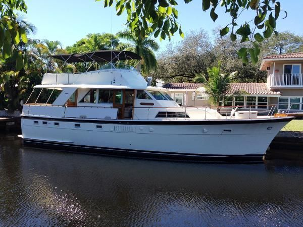 Used 1971 Hatteras Motor Yacht, Fort Lauderdale, Fl - 33410