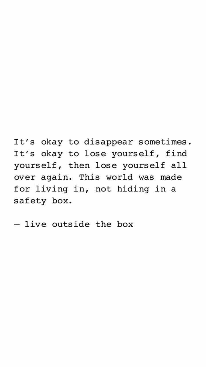 It's okay .   on We Heart It
