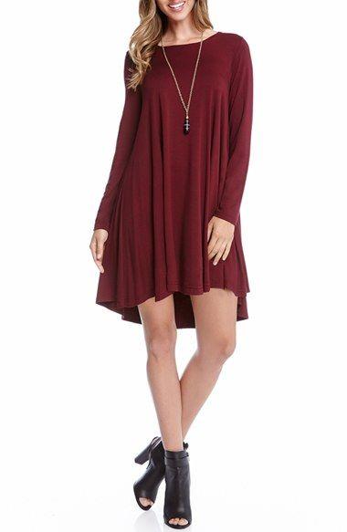 906545279c28 Karen Kane Jersey Swing Dress available at  Nordstrom