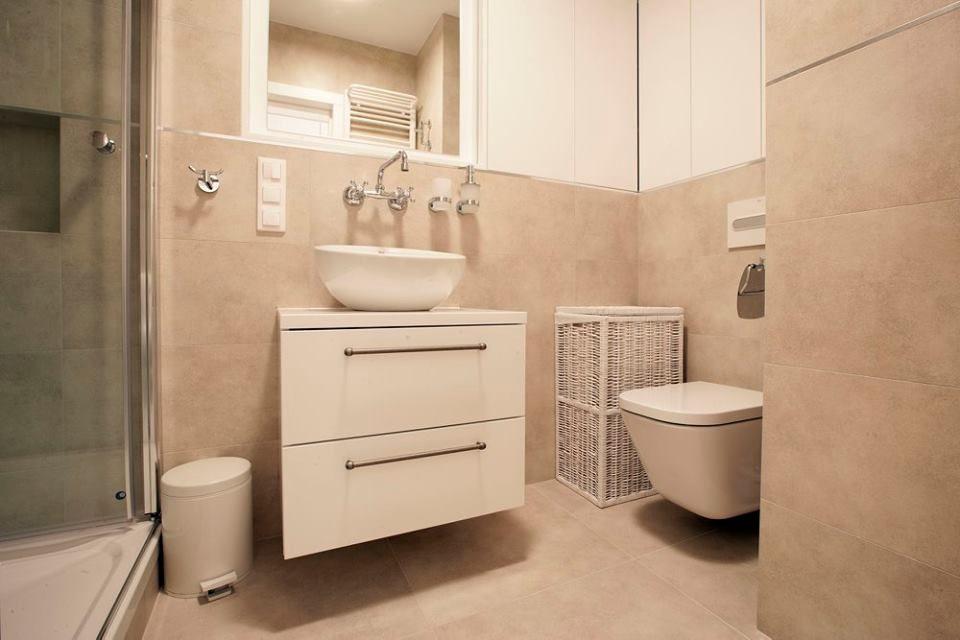 Żytnia - łazienka