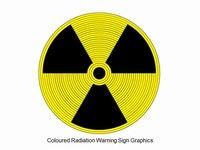 Radiation Warning Symbol Powerpoint Presentation Educational