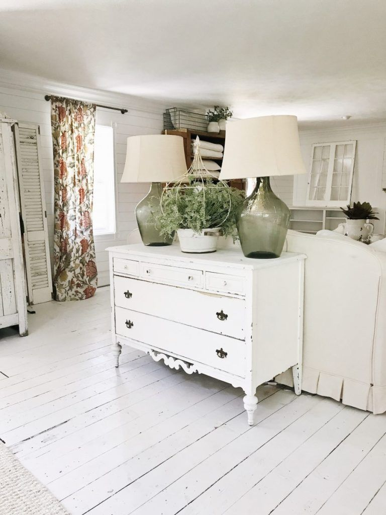 Adding Color To The Front Living Room | Cottage style, Living rooms ...