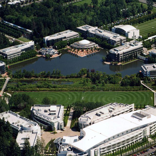 21742b35b63ca6 Nike World Headquarters