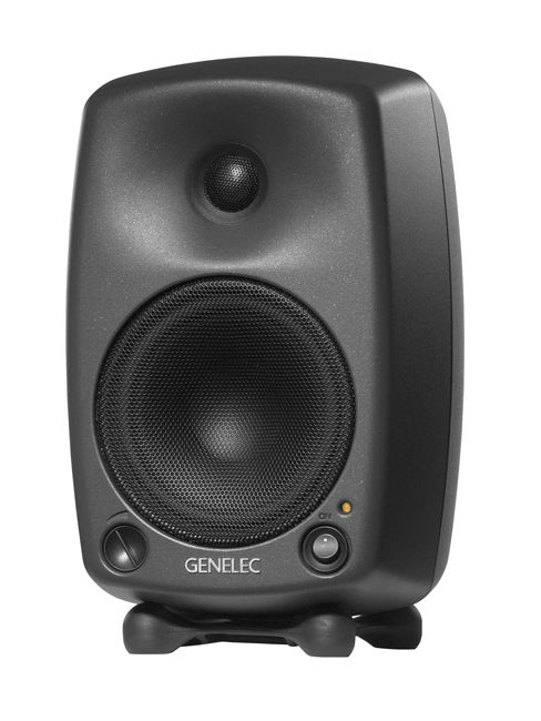 Genelec 8130a Precise Bi Amplified Dsp Monitoring System 465 Ex Vat