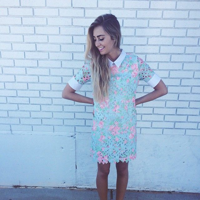 dress: $64.00