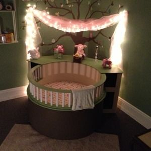 Ryobi Nation The Circle Crib Round Baby Cribs Expecting Baby Baby Furniture