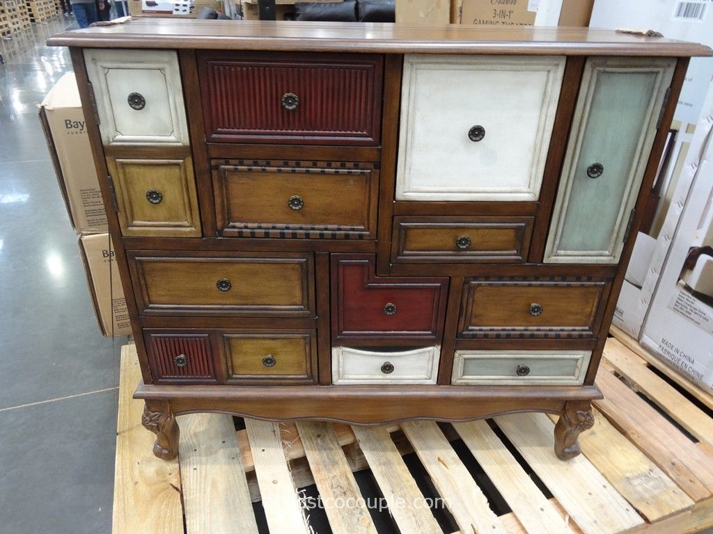 Stein World Shelby Accent Chest Costco $279