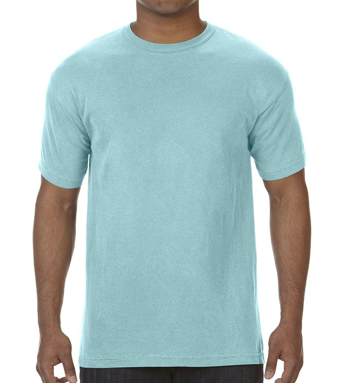Gildan Adult Comfort Colors T Shirt Medium Chalky Mint