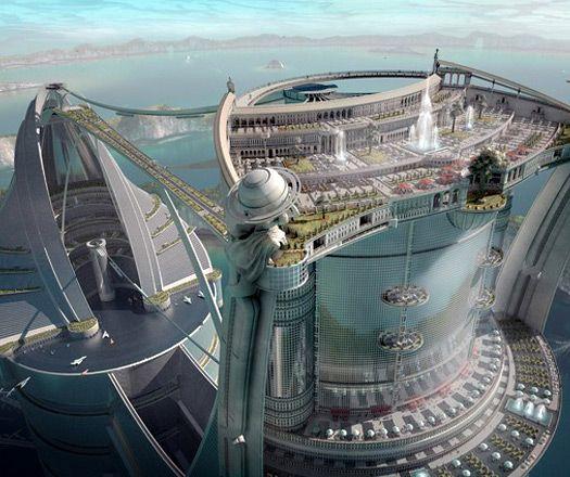 Image result for imaginative future scapes
